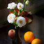 Fleur Decor by Marina Tishkevich. Использованы материалы Глина №1 - цветы, Глина №5 и Глина зеленая - стебли.