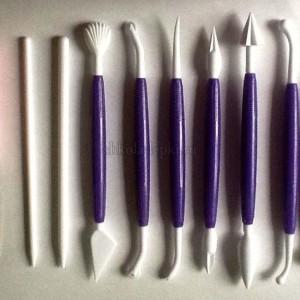 Стеки пластмассовые набор из 10 шт.