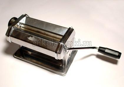 Паста машина для раскатки полимерной глины, мастики, теста