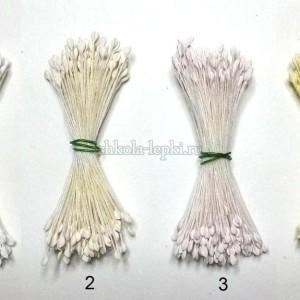 Тычинки «японский дизайн» с ложбинкой мини
