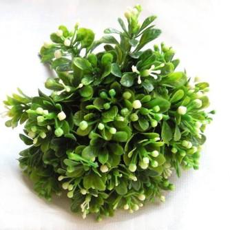 Зелень искусственная флористическая вставки для букетов