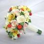 Стебли для крупных цветов-проволока тейпированная №16