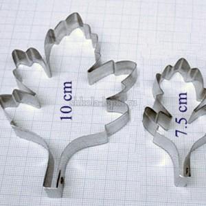 Каттеры №3488 хризантема листья M