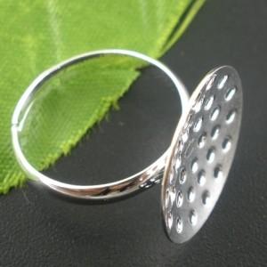 Основа для кольца диск ситечко