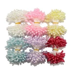 Тычинки жемчужные крупные 6 мм. Японское качество