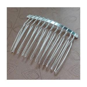 Гребешок для диадемы 12 зубчиков