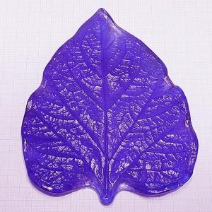 Молд лист подсолнуха L (18х16см)