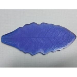 Молд лист одуванчик, гербера L #115