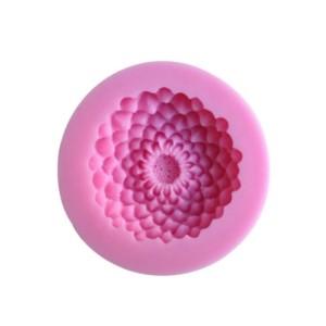 Молд силиконовый декоративный «георгин»
