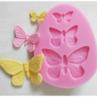 Молд бабочки