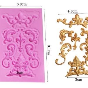 Молд силиконовый орнамент