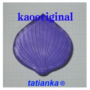 Молд лепесток калла М (8х8,5 см) №099