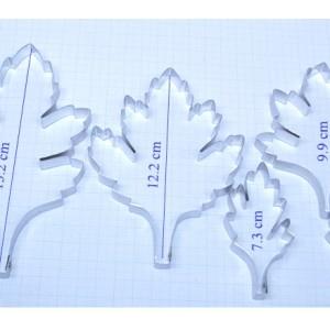 Каттеры №3485 хризантема листья L поштучно