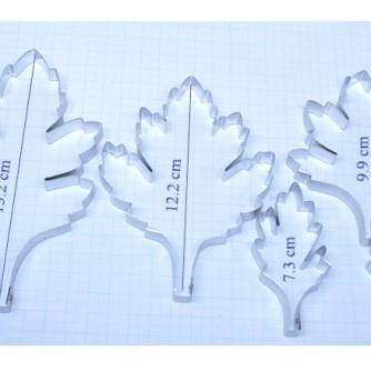 Каттеры листья хризантемы L