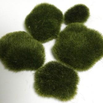 моховые камни в наборе