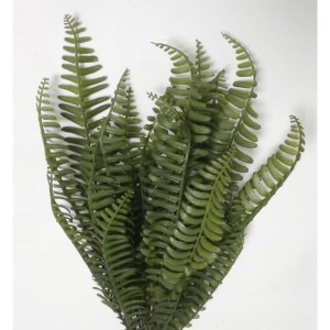Искусственная зелень лист папоротника