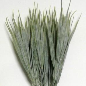 Искусственная зелень трава пырей №73396 целый куст (7 веток)