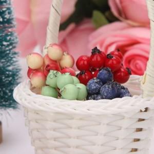 Ягодки «лесные» (голубика, брусника, боярышник), пучок 10 ягод