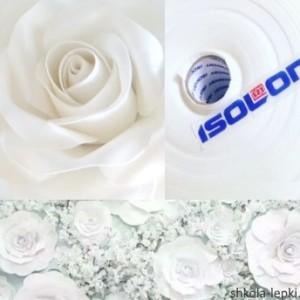 Изолон для ростовых цветов белый 2мм, 3мм