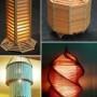 Палочки светильники.