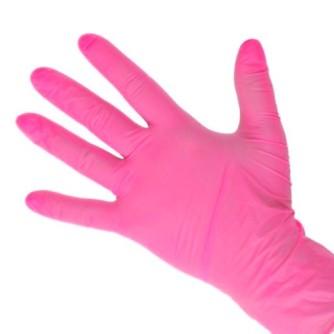 Перчатки нитриловые гипоаллергенные
