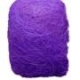 Сизаль фиолетовы