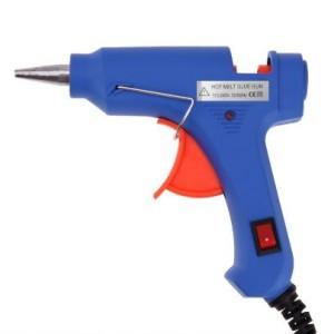 Клеевой пистолет «горячий»для стержней 7 мм с выключателем