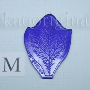Молд лист пиона декоративный №117 М