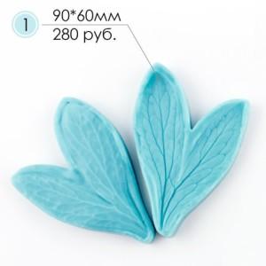 ФП 055 лист пиона