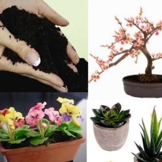 Искусственная земля для декоративных цветочных композиций