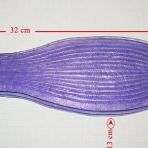 Молд лист 30 см №109