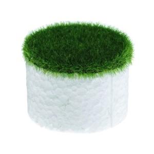 Моховая основа для композиций круглая цилиндр 5,5 х 4 см