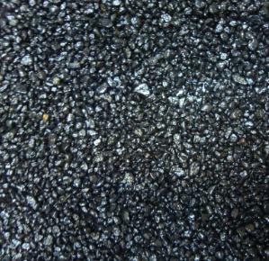 Грунт зернистый декоративный черный, фракция 1,5-2,5 мм