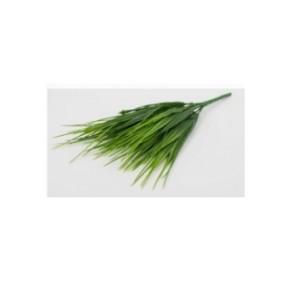 Искусственная зелень пырей #74081 целый куст (7 веточек)