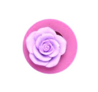 Роза реалистичная силиконовый молд