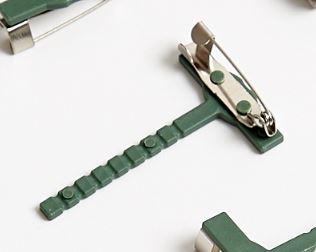 Основа для бутоньерки Т-образная булавка