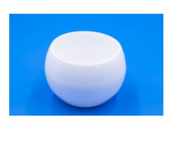 Кашпо горшок круглый d 8 см
