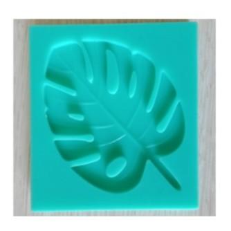 Молд силиконовый лист монстерры