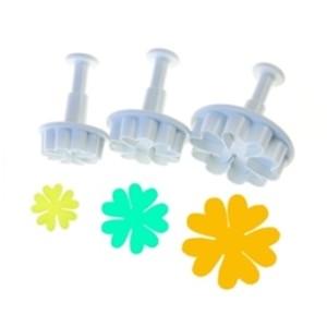 Плунжеры в наборе «цветок», «клевер»