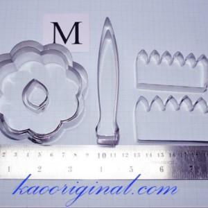 Каттеры гвоздика М полный набор (9 каттеров) №3374