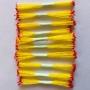 тайские мини малиновые головки желтая нить