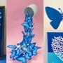 Идеи для применения голубого фома