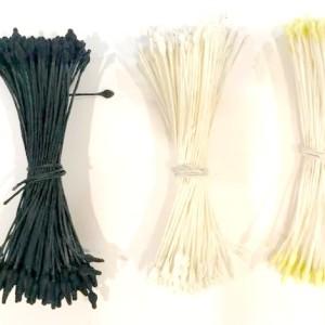 Тычинки для анемона и мака новые плоские с ложбинкой