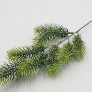 Искусственная зелень ветка ели