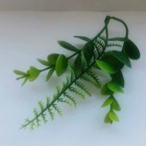 Искусственная зелень веточка для вставки с папоротником